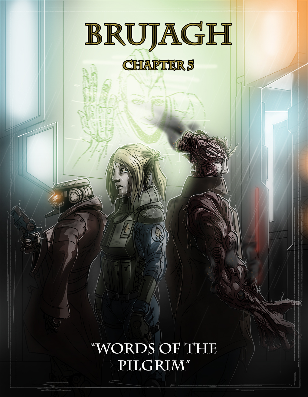 Chapter 5: Words of the Pilgrim